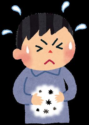性 炎 食事 胃腸 ウィルス